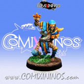 Egyptian Tomb kings - Egyptian Skeleton nº 7 - Willy Miniatures