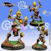 Undead / Egyptian Tomb Kings - Skeleton nº 2 - Meiko Miniatures