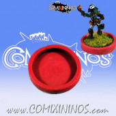 Godoy Skill Marker - Red Resin Base
