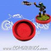 Godoy Skill Marker - Red Resin Base