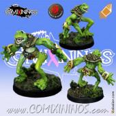 Frogmen - Frogman Lineman nº 4 - Mano di Porco