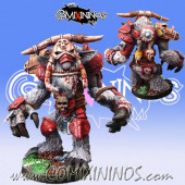 Norses - Snow Troll nº 2 - Willy Miniatures