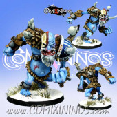 Norses - Metal Snow Troll - Meiko Miniatures