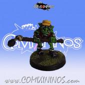 Goblins / Orcs - Technician Goblin - Goblin Guild