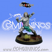 Necromantic / Undead - Ghoul nº 2 - SP Miniaturas