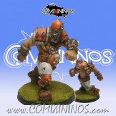 Big Guys - Cris Chicken Devourers Ogre - SP Miniaturas