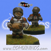 Halflings - Chicken Devourers Halfling nº 1 - SP Miniaturas