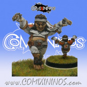 Halflings - Chicken Devourers Halfling nº 11 - SP Miniaturas