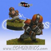 Halflings - Chicken Devourers Halfling nº 13 - SP Miniaturas