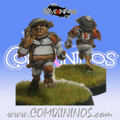 Halflings - Chicken Devourers Halfling nº 2 - SP Miniaturas