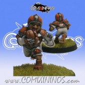 Halflings - Chicken Devourers Halfling nº 4 - SP Miniaturas