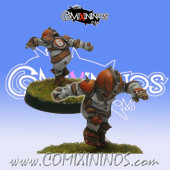 Halflings - Chicken Devourers Halfling nº 7 - SP Miniaturas
