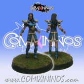High Elves - High Elf Alariel Star Player - SP Miniaturas