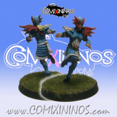 High Elves - Silver Arrows High Elf Blitzer nº 2 - SP Miniaturas