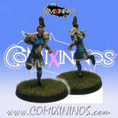 High Elves - Silver Arrows High Elf Catcher nº 1 - SP Miniaturas