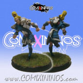 High Elves - Silver Arrows High Elf Catcher nº 2 - SP Miniaturas