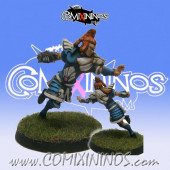 High Elves - Silver Arrows High Elf Catcher nº 4 - SP Miniaturas