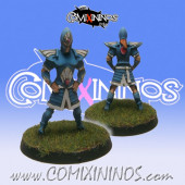 High Elves - Silver Arrows High Elf Lineman nº 1 - SP Miniaturas