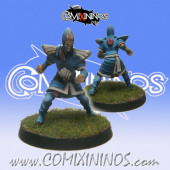 High Elves - Silver Arrows High Elf Lineman nº 2 - SP Miniaturas
