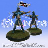 High Elves - Silver Arrows High Elf Lineman nº 3 - SP Miniaturas