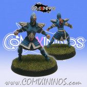 High Elves - Silver Arrows High Elf Lineman nº 5 - SP Miniaturas