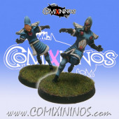 High Elves - Silver Arrows High Elf Lineman nº 6 - SP Miniaturas