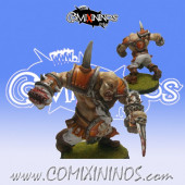 Big Guys - Mighty Morg Ogre Star Player - SP Miniaturas