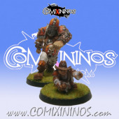 Big Guy - Cris and Tiano Chicken Devourers Star Players - SP Miniaturas