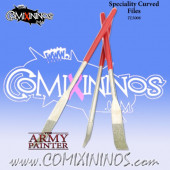 Speciality Curved Files - The Army Painter