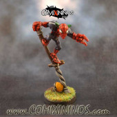 PAINTED Spider Goblin Pogo Jumper