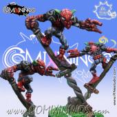 Goblins - Spider Goblin Pogo Jumper  - Meiko Miniatures