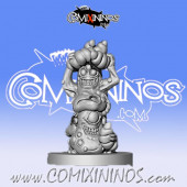 Rotten - Jumping Spawns / Cheerleaders - Willy Miniatures