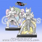 High Elves / Elven Union - Prince  Star Player - SP Miniaturas