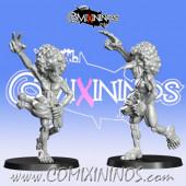 Goblins / Underworld - Gobfreak Streaker nº 6 - Games Miniatures