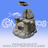 Stone Throne for Coaches - DrMetalurgico