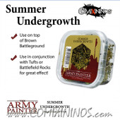 Summer Undergrowth Basing - The Army Painter