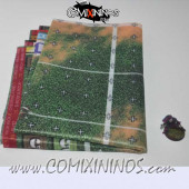 34 mm Basic Synthetic Cloth Canvas Gaming Mat - Comixininos