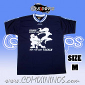 Deluxe T-Shirt - Women dodge me / Dark Blue - Size M