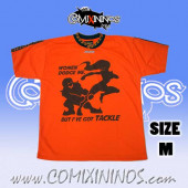 Deluxe T-Shirt - Women dodge me / Orange - Size M