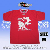 Deluxe T-Shirt - Women dodge me / Red - Size M