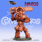 Evil - Tanatos with Chainsaw - RN Estudio