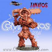 Evil - Tanatos with Chainsaw - RN Estudio