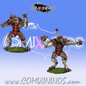 Ratmen - Tengu Set of 2 Storm Vermin Blitzers - Rolljordan