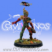 Wood Elves - Metal Thrower nº 2 Wildthorn Acrobats - Iron Golems