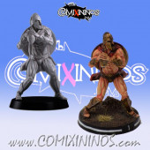 Humans / Bretonnian / Norses - Spartan Thrower nº 2 - Meiko Miniatures