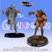 Humans / Bretonnian / Norses - Spartan Thrower nº 1 - Meiko Miniatures