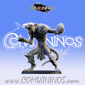 Ratmen - Rat Max Thrower nº 2- SP Miniaturas