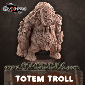 Big Guy - Totem Troll - Punga Miniatures