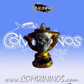 Evil Cup Fantasy Football Mini-Trophy nº 4 - Meiko Miniatures
