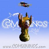 Dungeonbowl Fantasy Football Mini-Trophy nº 3 - Meiko Miniatures